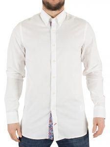Tommy Hilfiger White Oxford Shirt