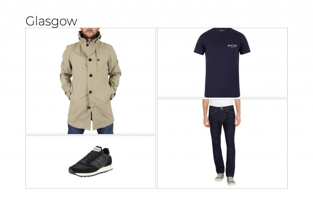 Glasgow's favourite outfit