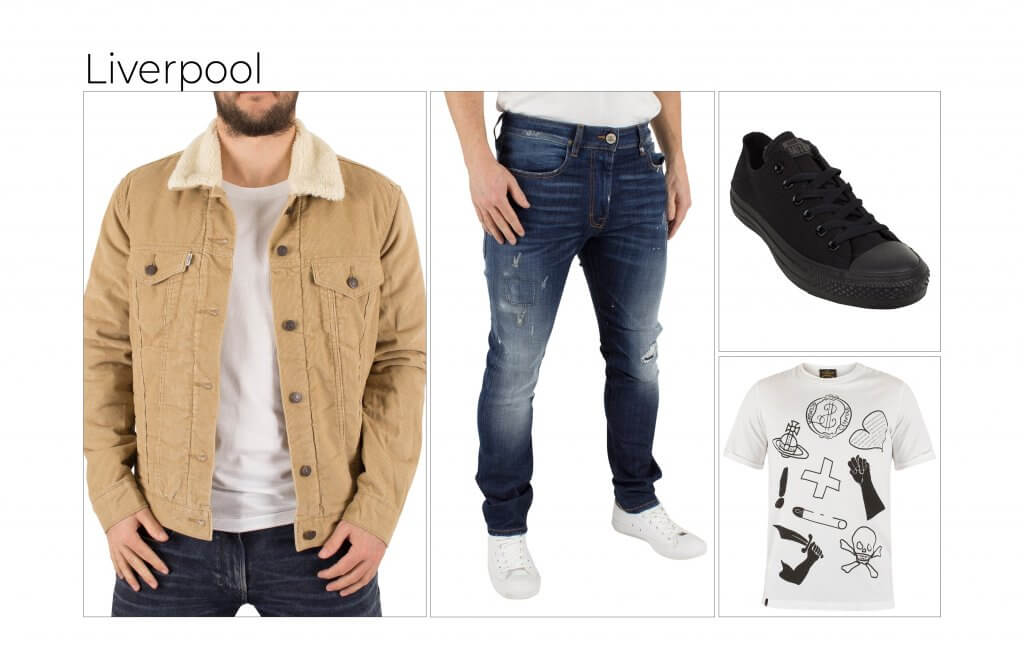 Liverpoool's favourite outfit